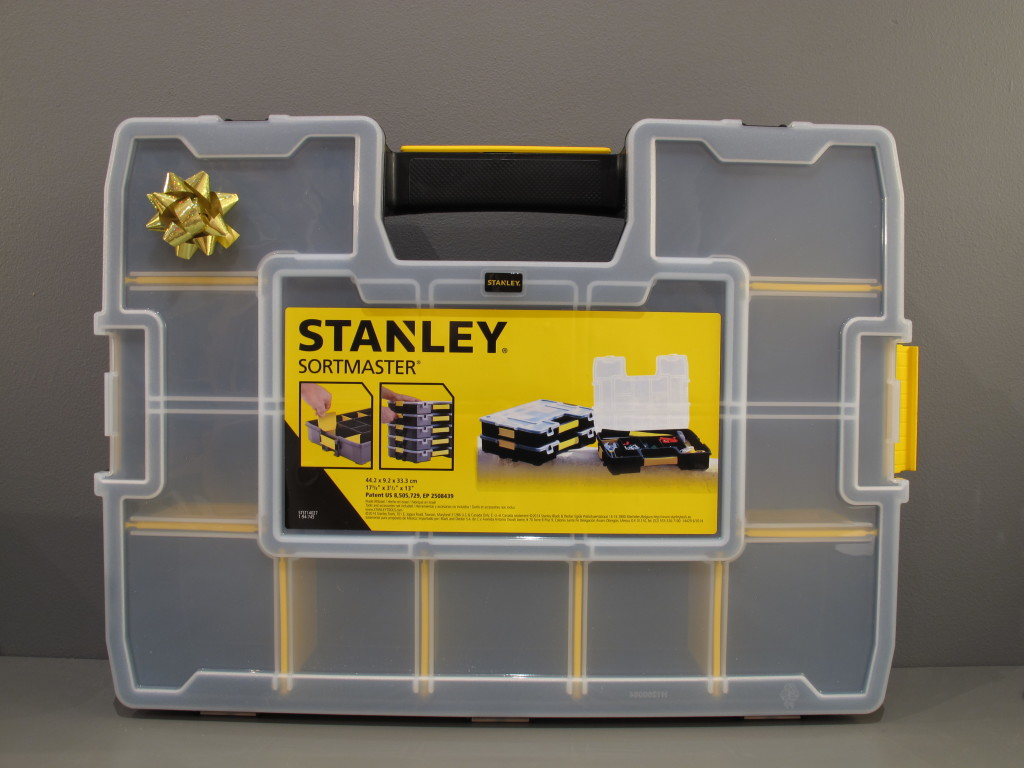 Stanley Tool box closed