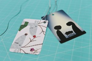 A selection of gift tags