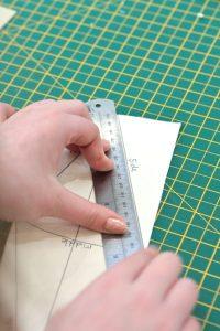 Score using a ruler