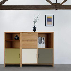 House by John Lewis Oxford modular units