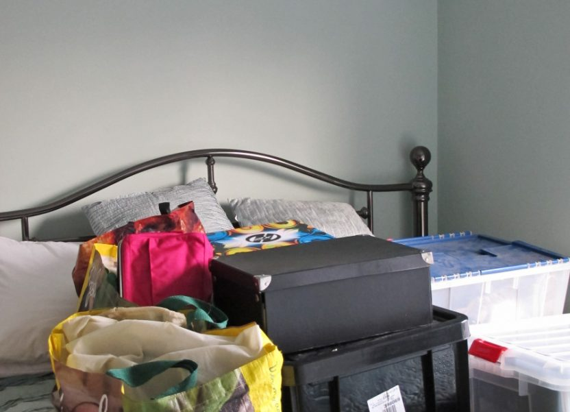 Decluttering: 6 Lessons learned from (bitter) experience
