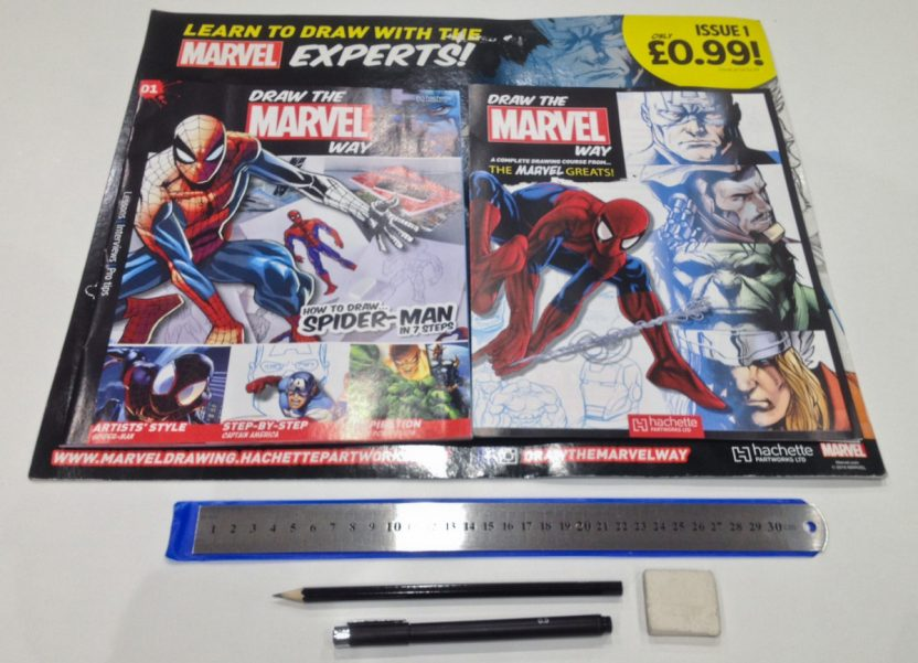 Hurry! Marvel-lous bargain for superhero fans!