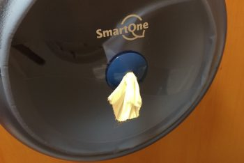 Room101 : Why I don't like SmartOne toilet paper dispensers.