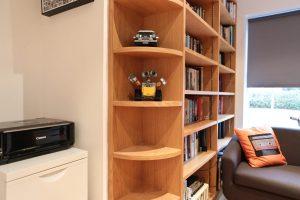 Wall-E on bookcase