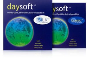 Daysoft contact lenses