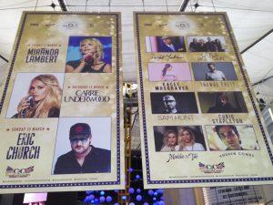 C2C O2 arena 2016 lineup poster