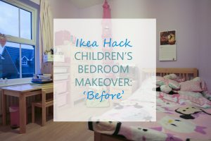 Ikea Hack Children's bedroom: Before
