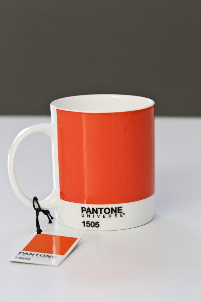 Pantone Universe Mug 1505