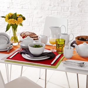 House by John Lewis Coupe tableware