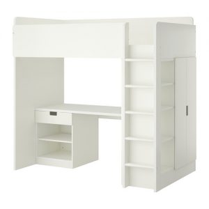 IKEA Stuva loft Bed Combo 1 drawer 2 doors