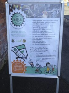 Bike Works Not-for-profit Details