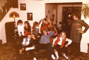 1970s Children's birthday party