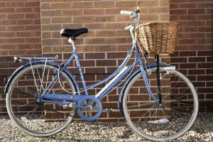 Beth's bike : The upcycled recycled cycle