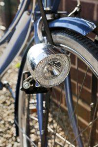Retro Led Front Bike Light