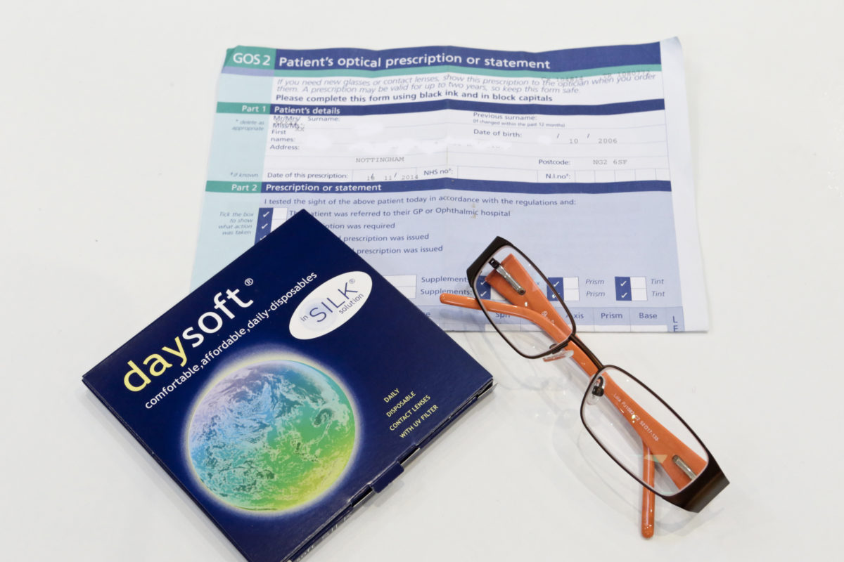 10 tips to save you money on eye tests, glasses & contact lenses.