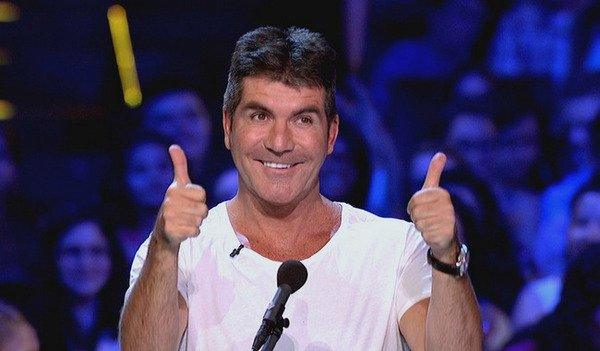 Simon Cowell X-factor Judge