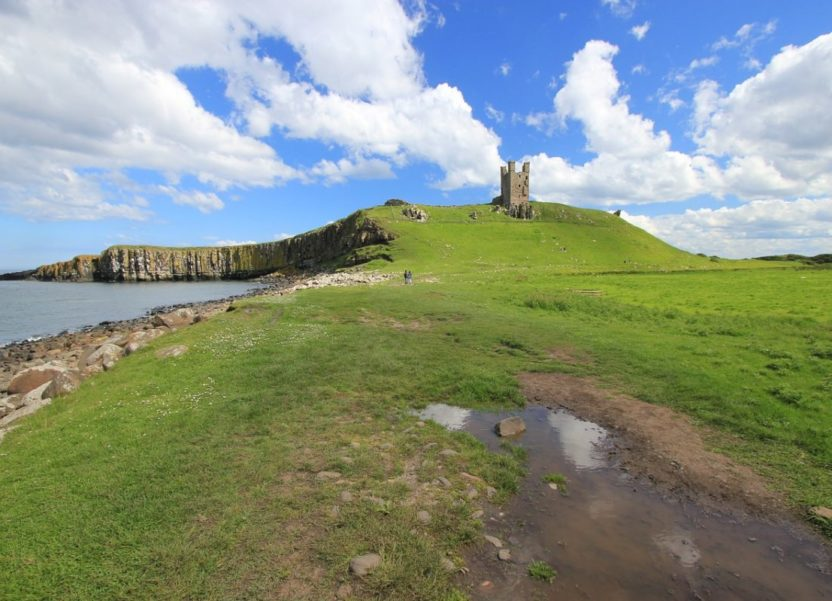 Our Northumberland adventure.