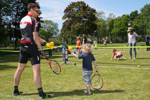 "#GBTW ""Great British Tennis Weekend - Lewisham - May '15"""