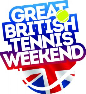 Great British Tennis Weekend is Saturday 16th July - Sunday 17th July 2016. Sign up for your free family tennis sessions.