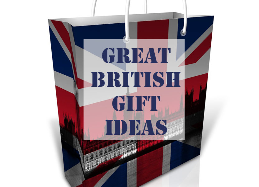 Great British gift ideas for everyone at John Lewis.