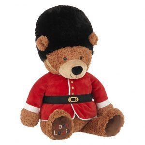 Queen's Guard Bear gift