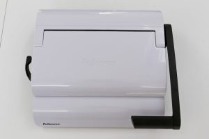 Fellowes Pulsar 300 Comb Binder Lid Closed