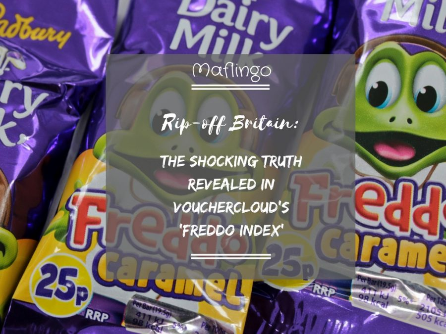 Rip-off Britain: Shocking truth revealed in Vouchercloud's 'Freddo Index'.