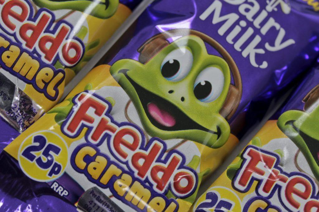 Freddo Caramel Chocolates