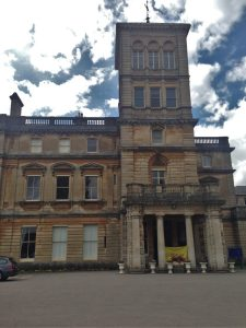 Rendcomb college main building