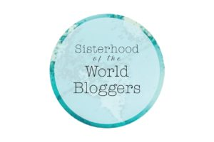 Sisterhood of the World Bloggers Tag badge