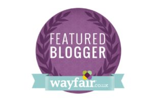 Wayfair Featured Blogger Badge