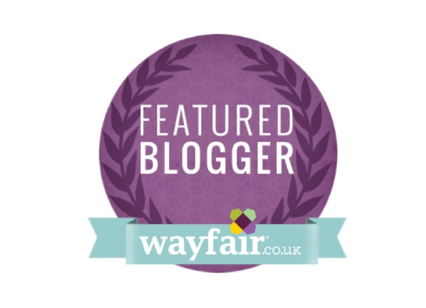 I'm a Wayfair Featured Blogger!