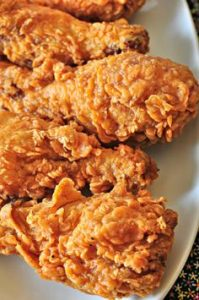 Ron's Krispy fried Chicken