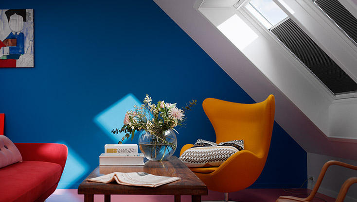 VELUX Blackout Energy Blinds