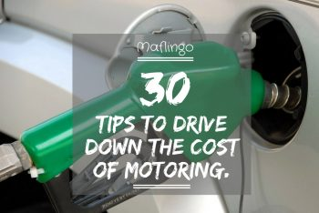 30 tips to drive down the cost of motoring.