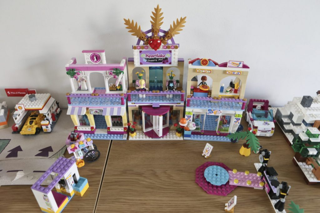 Lego Friends Mall