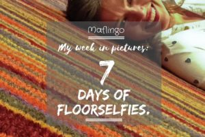 My week in pictures: 7 days of #Floorselfies fun.