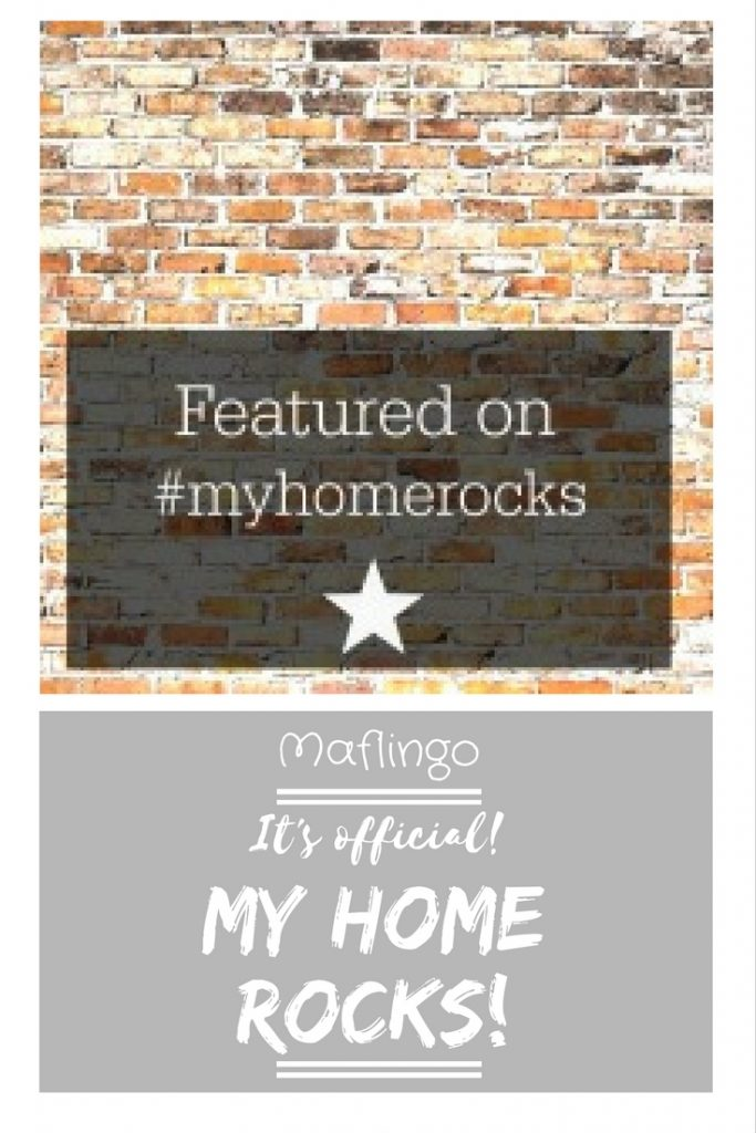 My home is featured in 'My Home Rocks' over at Wayfair's 'A Residence' blog. I feel honoured to be on Penny Alexander's blog over at Wayfair. I'm in good company too, one of my fave interior design bloggers, Karen Knox, has had her home feature too. Click through to find out more!