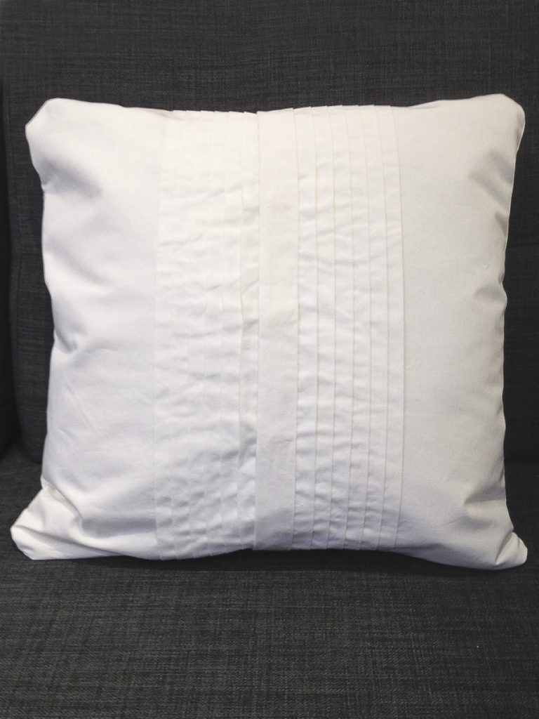 how to make a memory cushion from a shirt