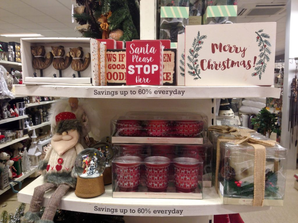 Have A Glittering Christmas At Homesense U0026 TK Maxx Home, There Are Baubles,  Tinsel