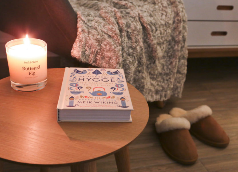 Hygge: find 'cosiness of the soul' with Soak&Sleep (& giveaway).
