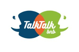 TalkTalkBnB : FREE B&B by speaking your way around the world.