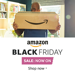Amazon Black Friday Deals Start 14th November 2016 and last for 12 days until 25th November 2016. Grab a bargain now!