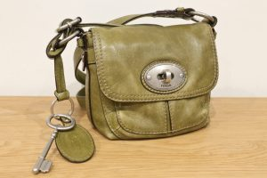Green Fossil bag