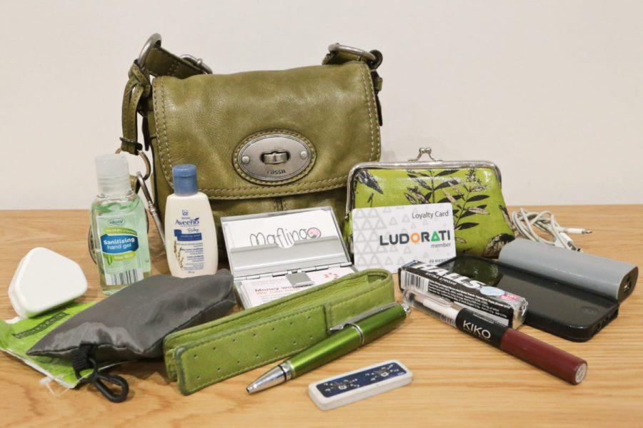 Maflingo: What have I got in my handbag?