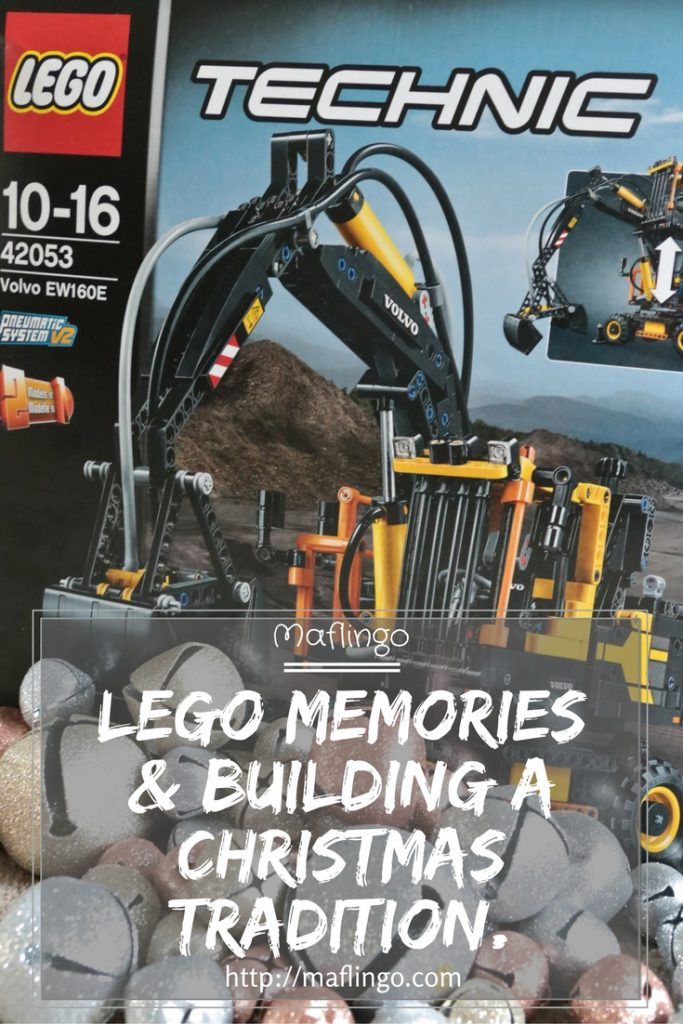 'Lego' means more than bricks to our family. I explain why building a Lego set together at Christmas time has become a special tradition in the Taylor household. We've built a Lego Mini, Campervan, Wall-E Pinterest