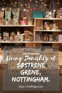Living Danishly at Søstrene Grene. The Danish store brings a little bit of Hygge to the City of Nottingham, it's first UK store. It's the perfect place to find great value, gifts, crafts, art supplies, kitchen supplies & homeware.