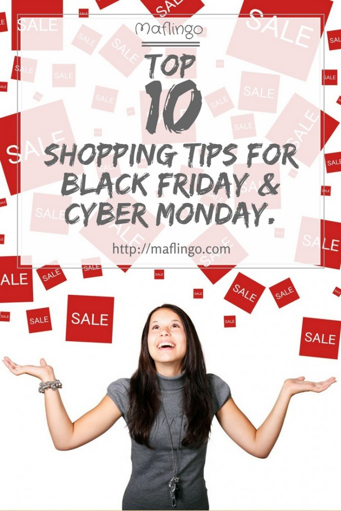 Top 10 shopping tips for Black Friday / Cyber Monday. My insider's guide to grabbing a bargain in the sales using voucher codes, cashback websites, free delivery, and more.