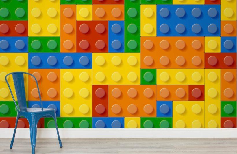 Lego Brick Wall Murals