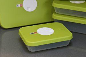 5 piece Joseph Joseph Dial Food Storage containers